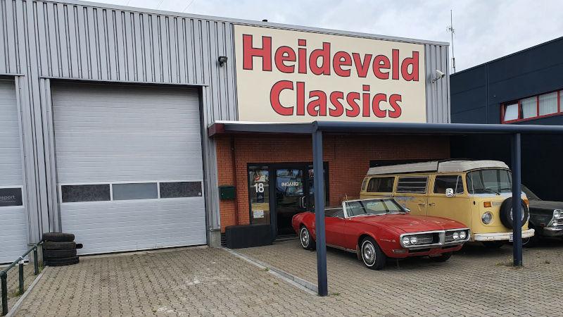 Heideveld Classics Contact