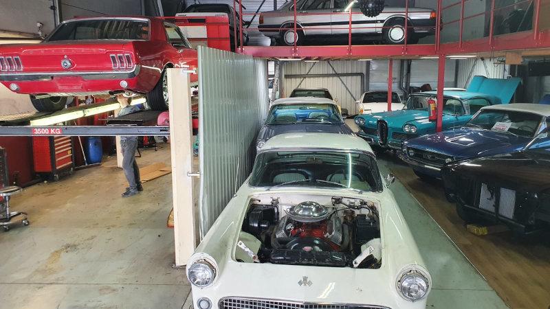 Heideveld Classics Car Maintenance