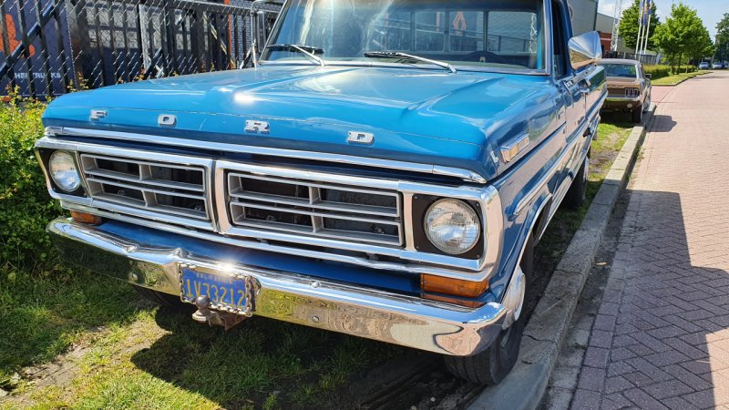 Ford F250 Truck 1972