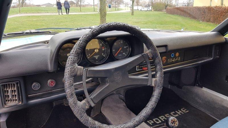 Porsche 914 Rally 1973