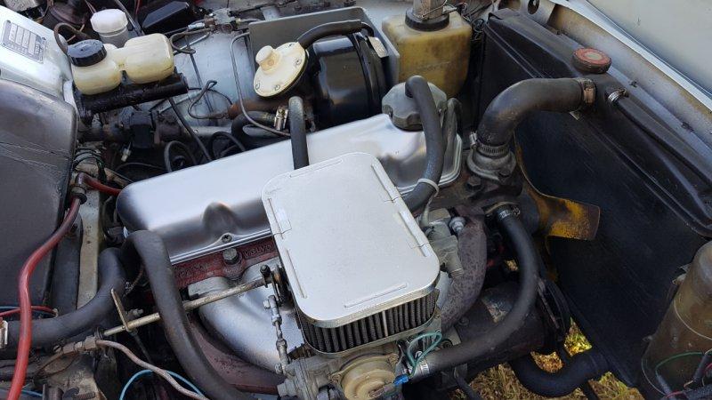Volvo P1800S 1965
