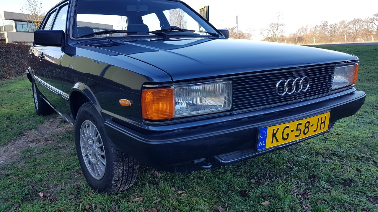 Audi 80 CL 1983
