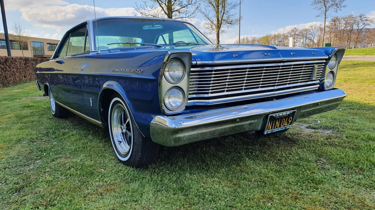 Ford Galaxy 500 XL Hardtop Coupe 1965