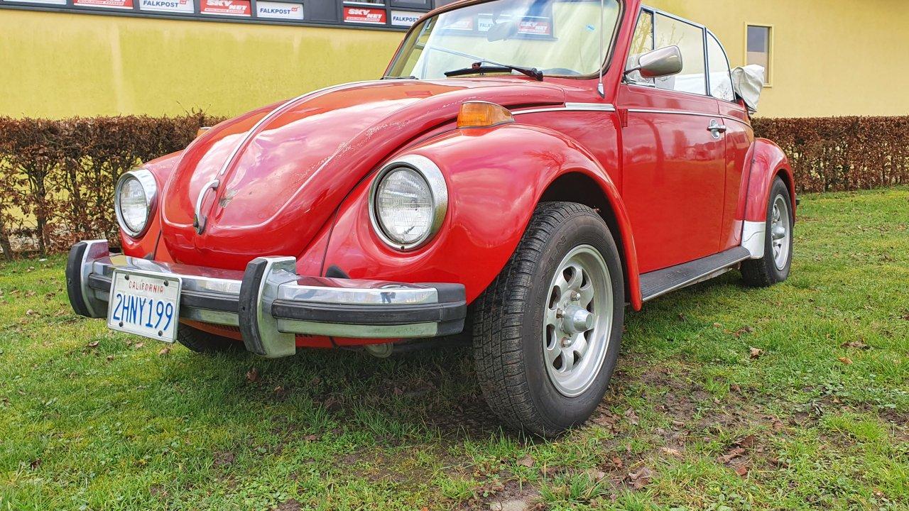 Volkswagen Beetle 1303 Convertible 1976